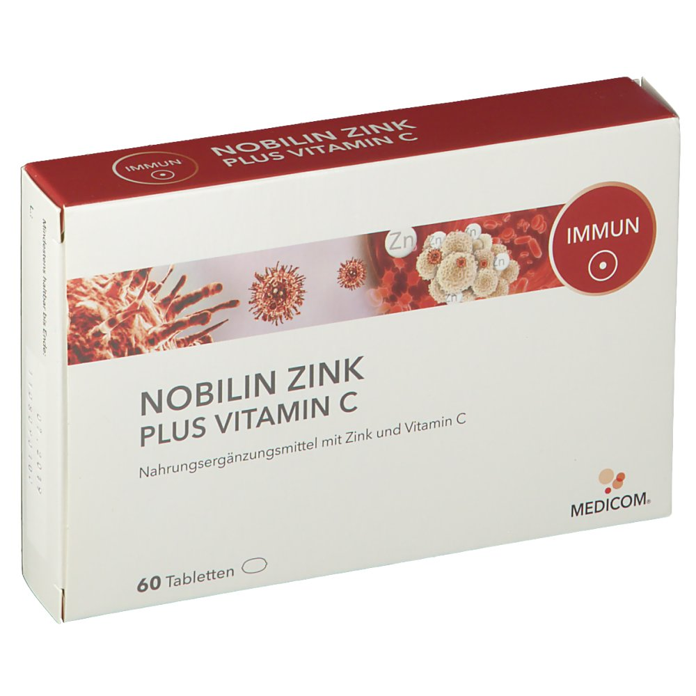 Nobilin Zink Plus Vitamin C