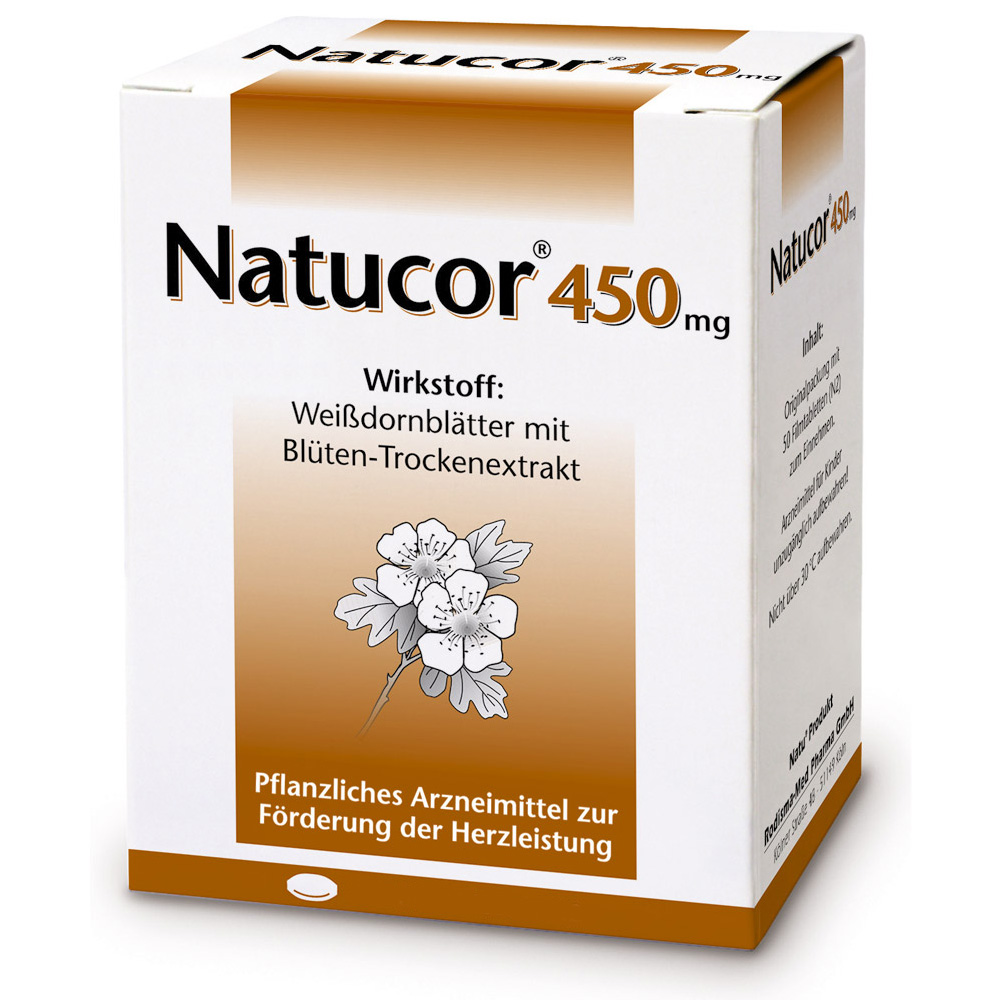 Natucor® 450 mg