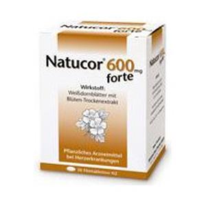 Natucor® 600 mg forte