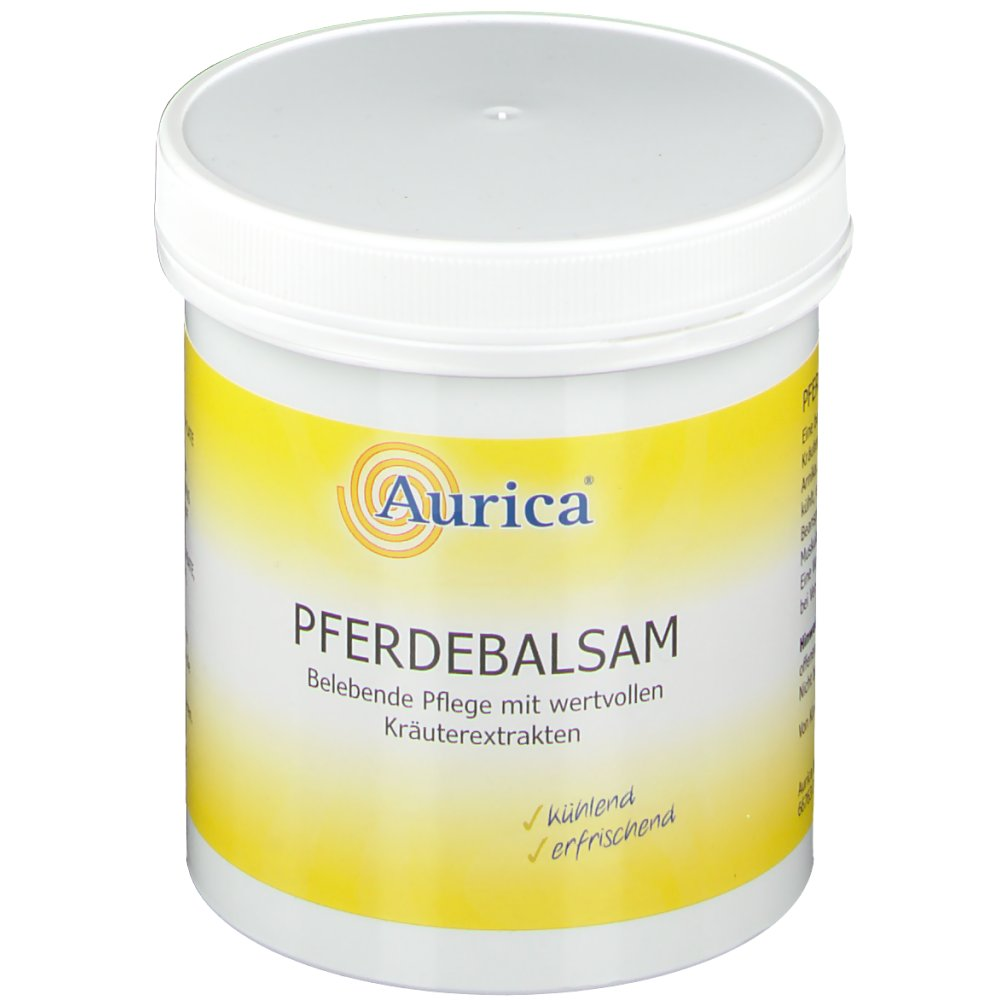 Aurica® Pferdebalsam