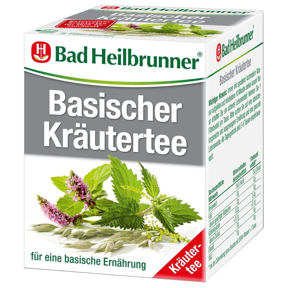 Bad Heilbrunner® Basischer Kräutertee
