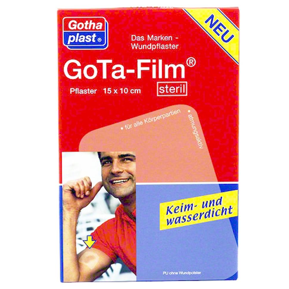 GoTa-Film® steril 15 x 10 cm