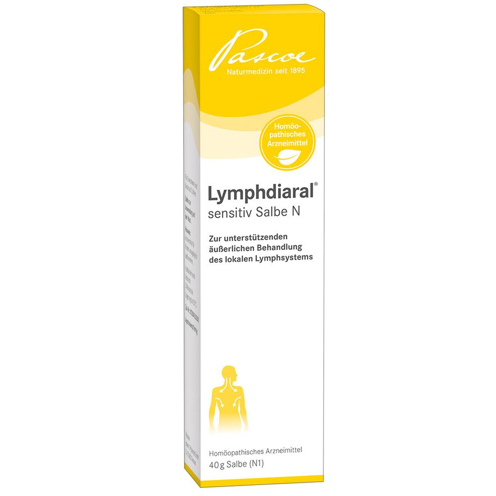 Lymphdiaral® sensitiv Salbe N