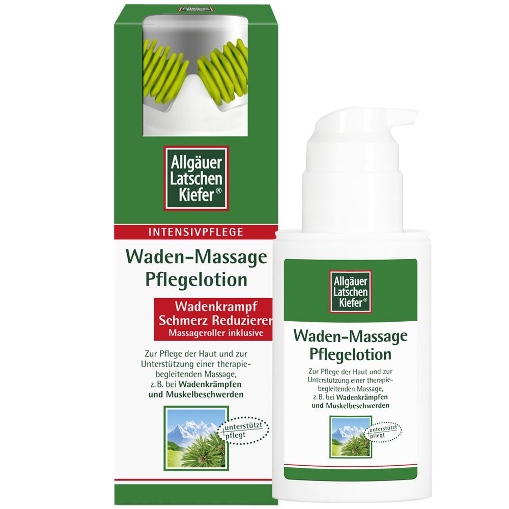 Allgäuer Latschenkiefer® Waden-Massage Pflegelo...