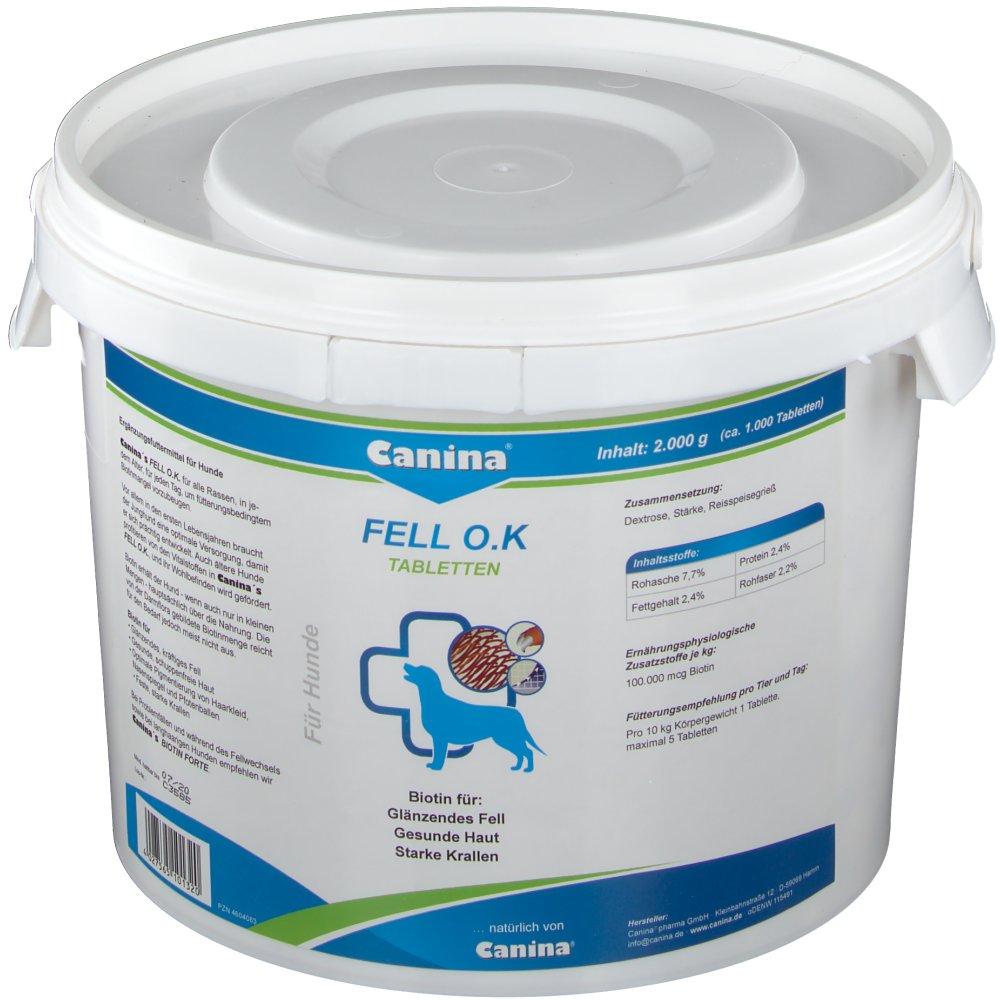 Canina® Fell O.k. für Hunde