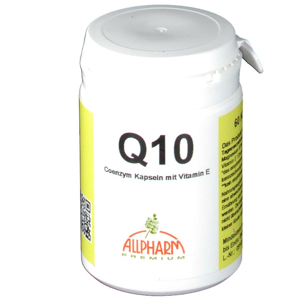 Coenzym Q10 m. Vitamin E Kapseln