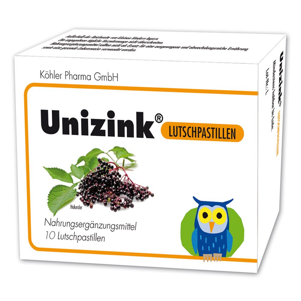 Unizink® Lutschpastillen