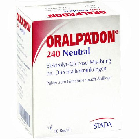 Oralpädon® 240 Neutral Pulver