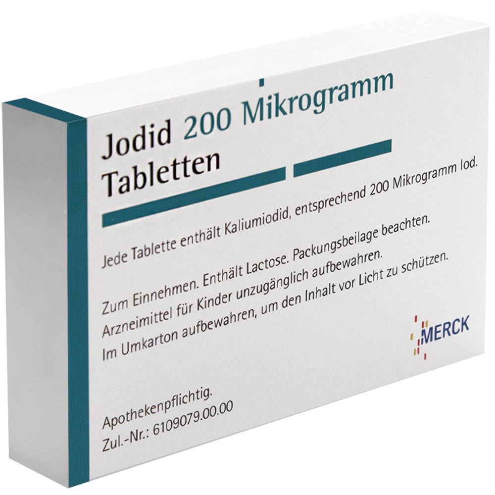 Jodid 200 Mikrogramm