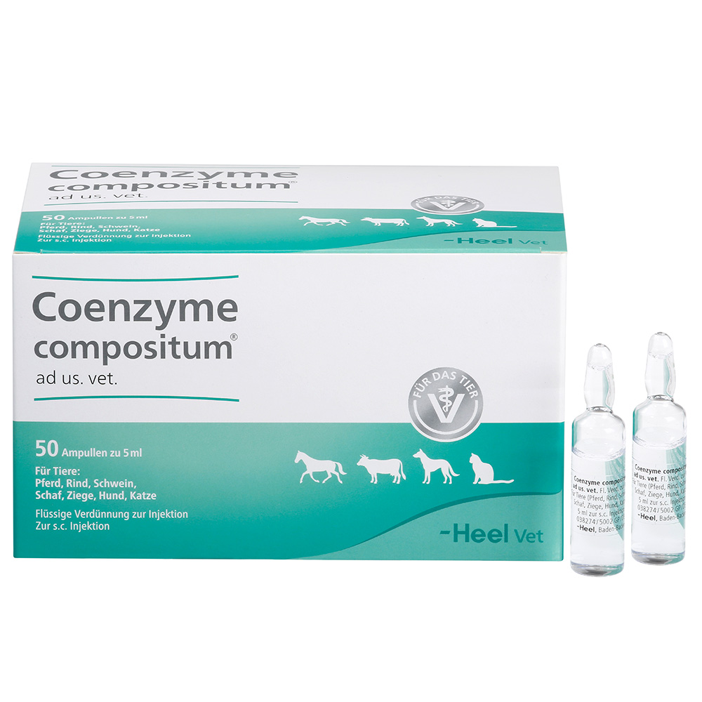 Coenzyme compositum ad us. vet.