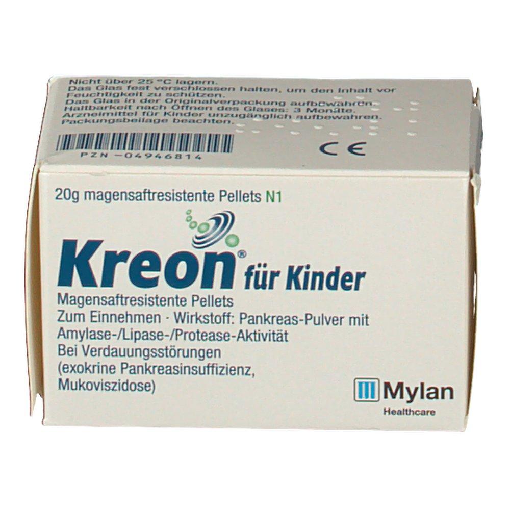 Kreon® für Kinder Pellets - shop-apotheke.com