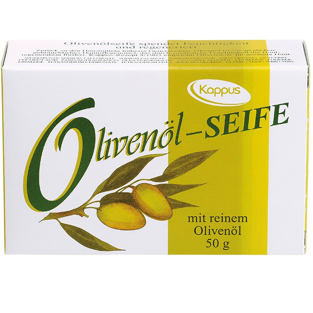 Kappus Olivenöl Seife