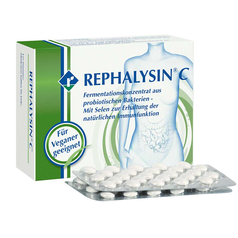Rephalysin® C Tabletten