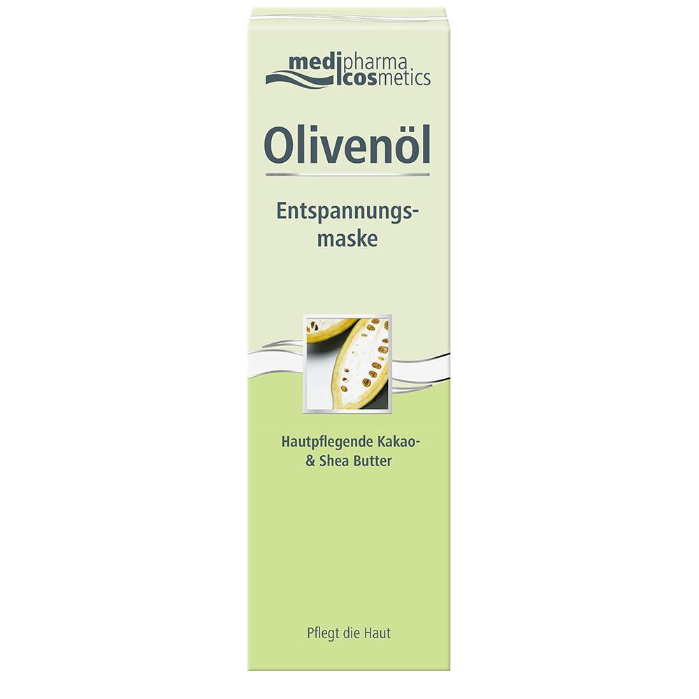 medipharma cosmetics Olivenöl Entspannungsmaske