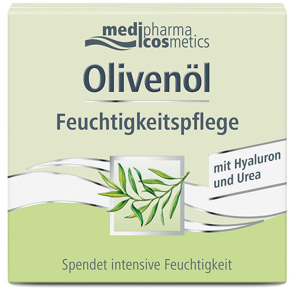 medipharma cosmetics Olivenöl Feuchtigkeitspflege