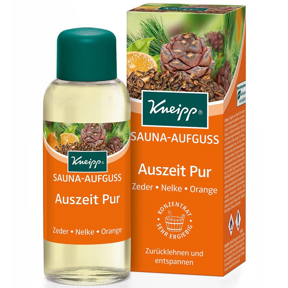 Kneipp® Sauna-Aufguss Auszeit Pur