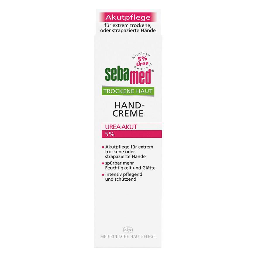 sebamed® Trockene Haut Handcreme Urea Akut 5%