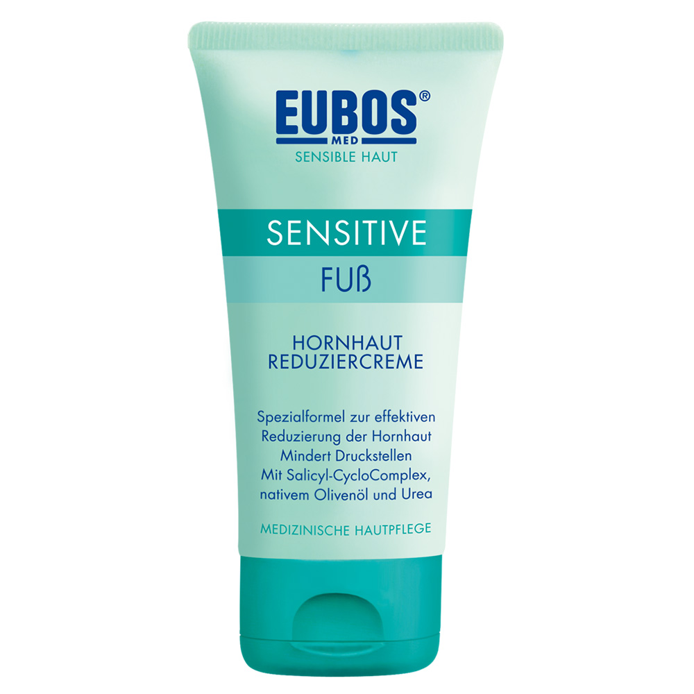 Eubos® Sensitive Fuß Hornhaut Reduziercreme