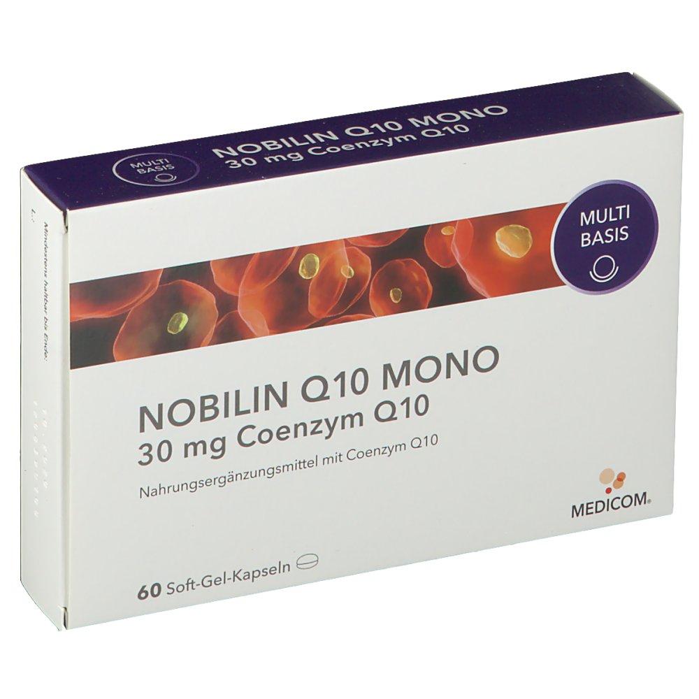 Nobilin Q10 Mono 30 mg