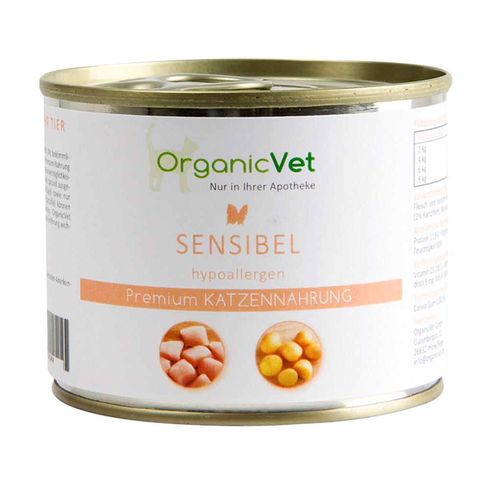 organicVet Sensibel hypoallergen