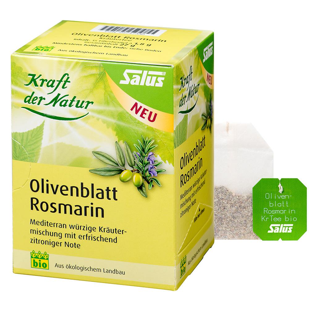 Salus® Olivenblatt-Rosmarin Kräutertee