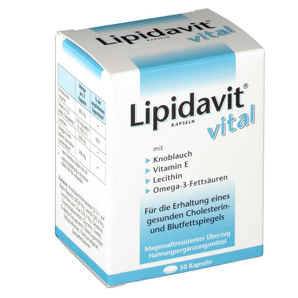 Lipidavit® vital
