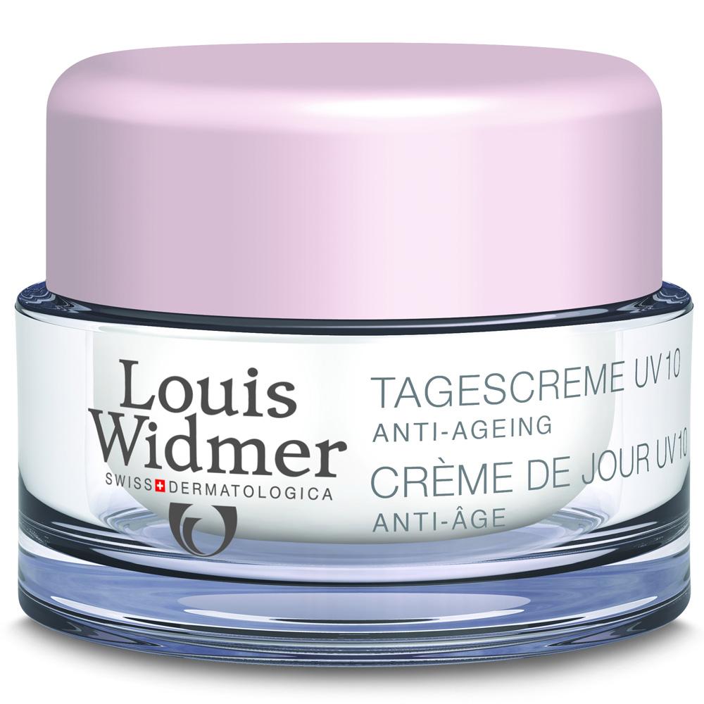 Louis Widmer Tagescreme UV 10 leicht parfümiert