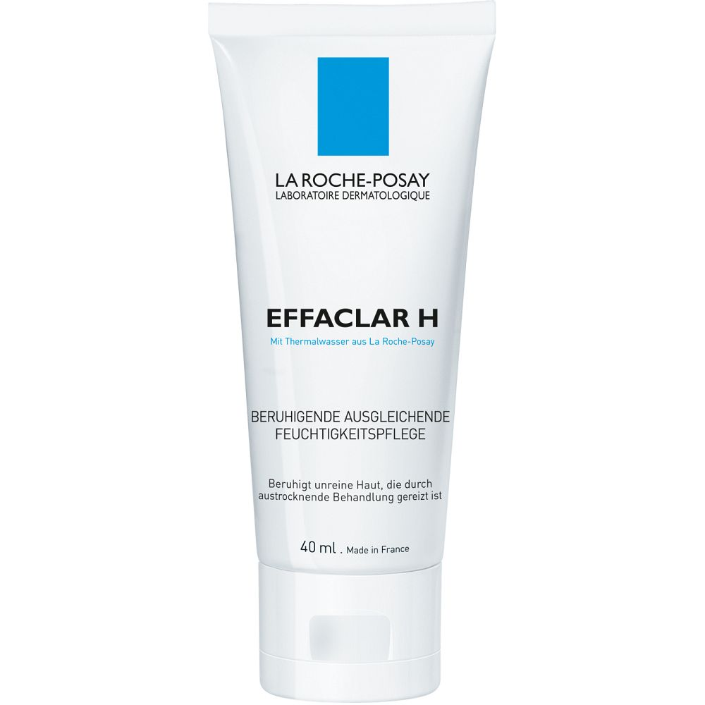 la roche posay effaclar h beruhigende feuchtigkeitspflege 50 ml effaclar sch umendes. Black Bedroom Furniture Sets. Home Design Ideas