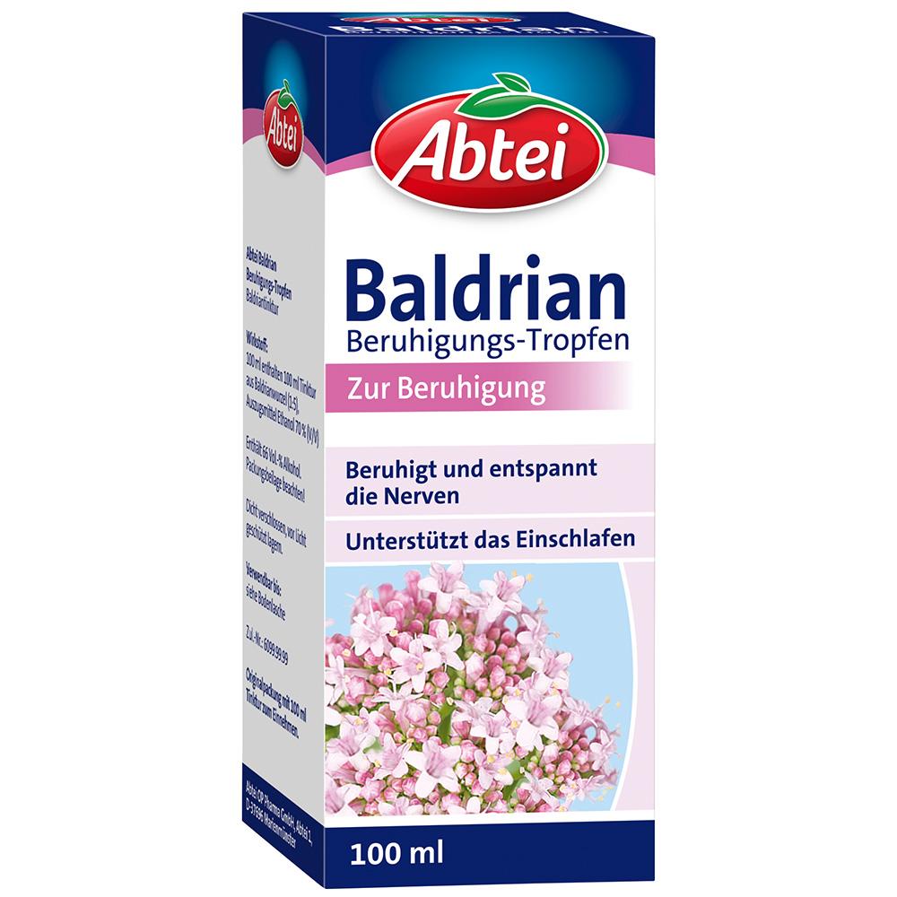 Abtei Baldrian Beruhigungstropfen
