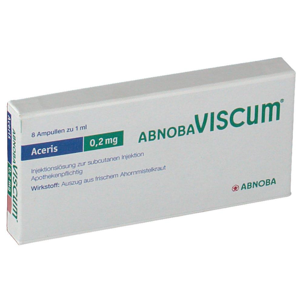 abnobaVISCUM® Aceris 0,2 mg