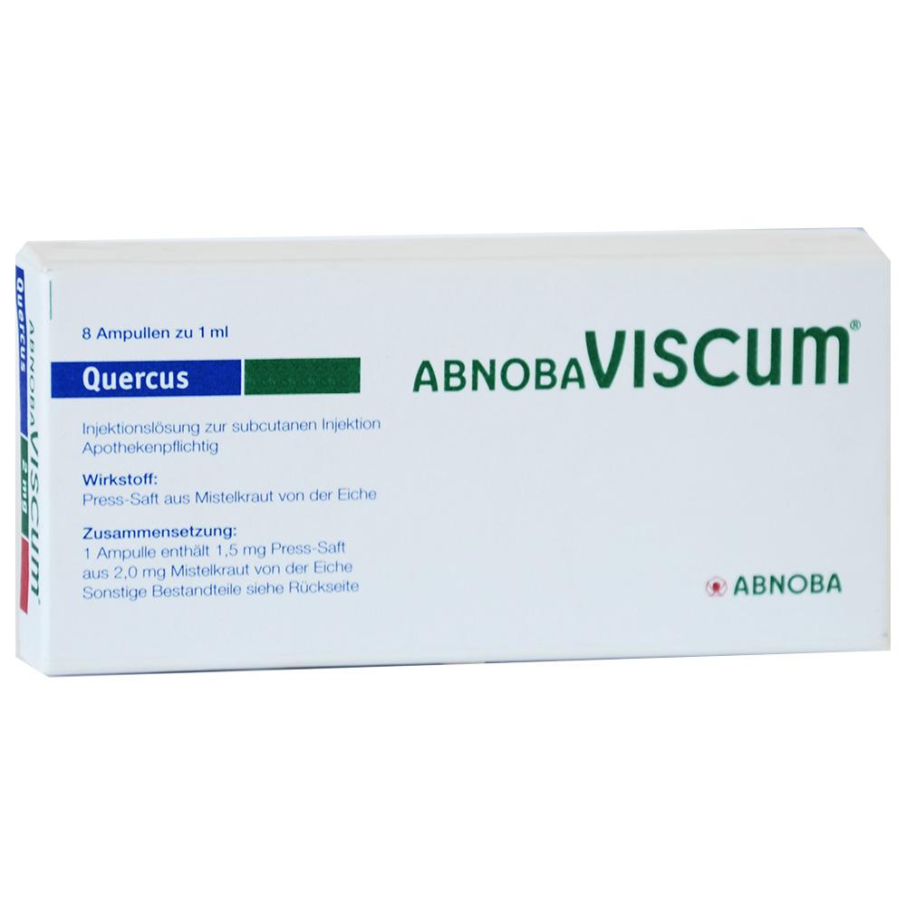 abnobaVISCUM® Quercus 0,02 mg