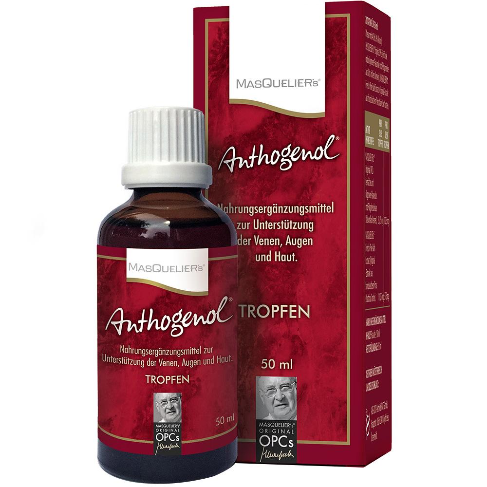 Anthogenol® MASQUELIER´s® Original OPCs Tropfen