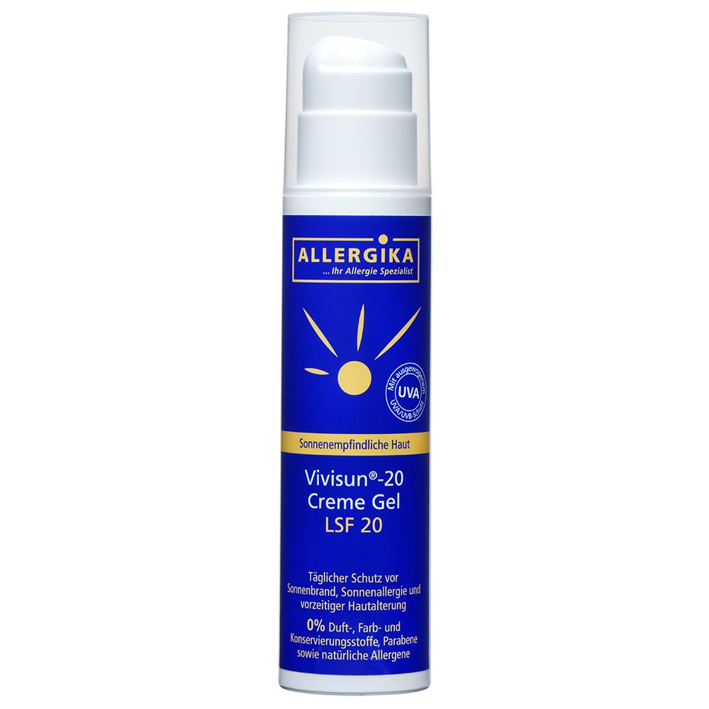 Vivisun®-20 Creme Gel LSF 20