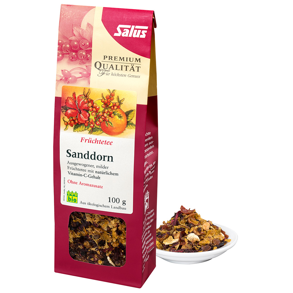 Salus® Sanddorn, Früchtetee