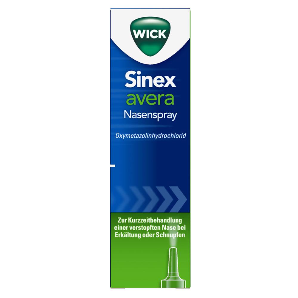 Wick Sinex avera Nasenspray