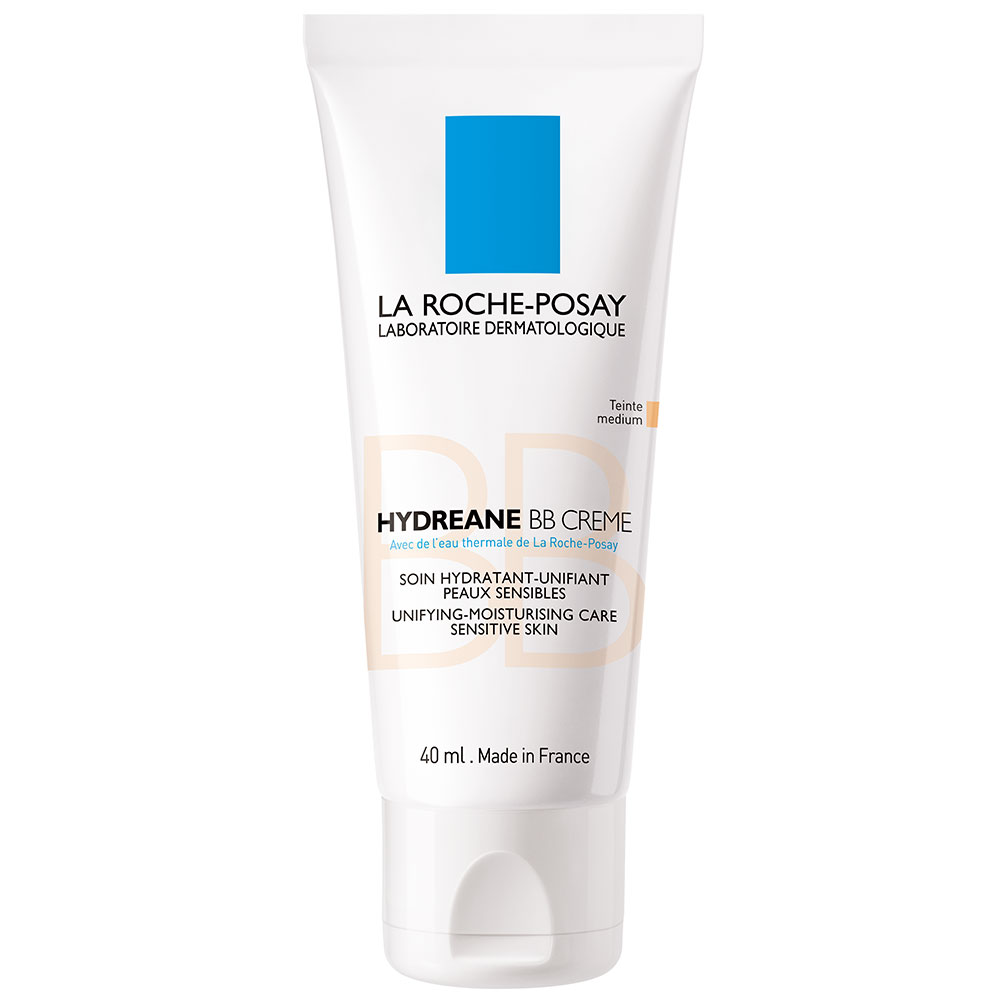 la roche posay hydreane bb cream lsf 20 medium shade. Black Bedroom Furniture Sets. Home Design Ideas