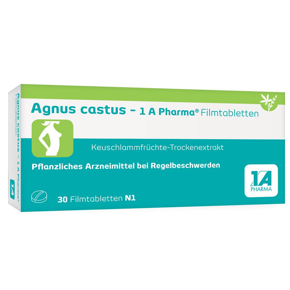 Agnus castus - 1 A Pharma®