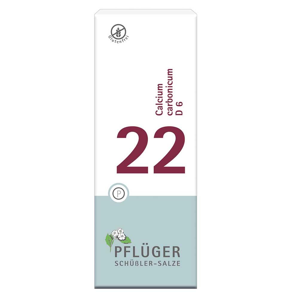 Biochemie Pflüger® Nr. 22 Calcium carbonicum D6 Tabletten