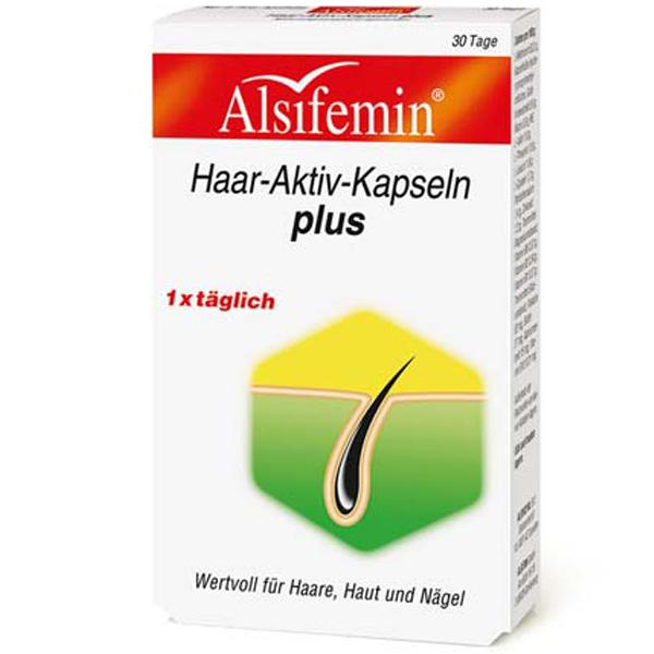 Alsifemin® Haar-Aktiv-Kapseln plus