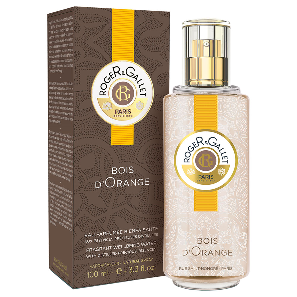 Roger & Gallet Bois d´Orange Duft