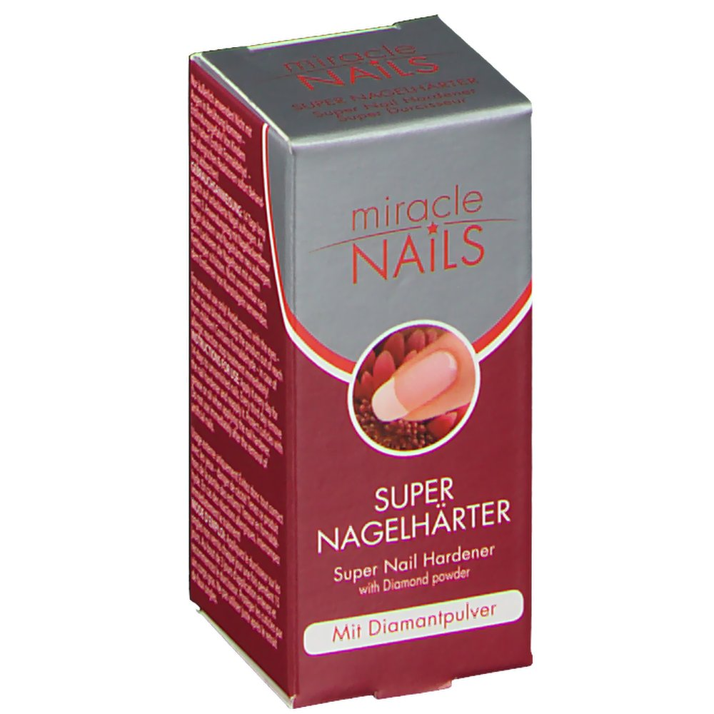 Miracle Nails Super Nagelhärter - shop-apotheke.com