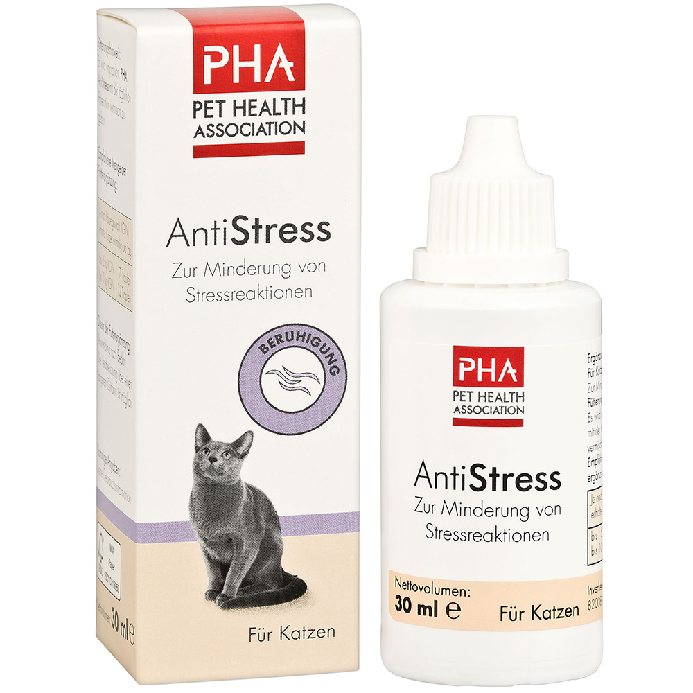 PHA AntiStress für Katzen