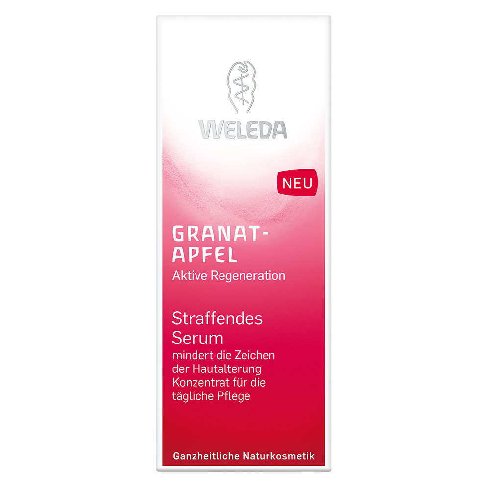 Weleda: Granatapfel Serum
