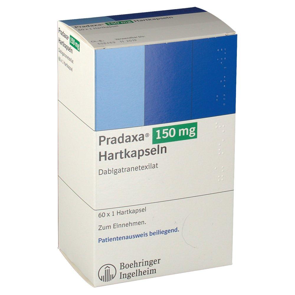 Thuốc pradaxa 75 mg