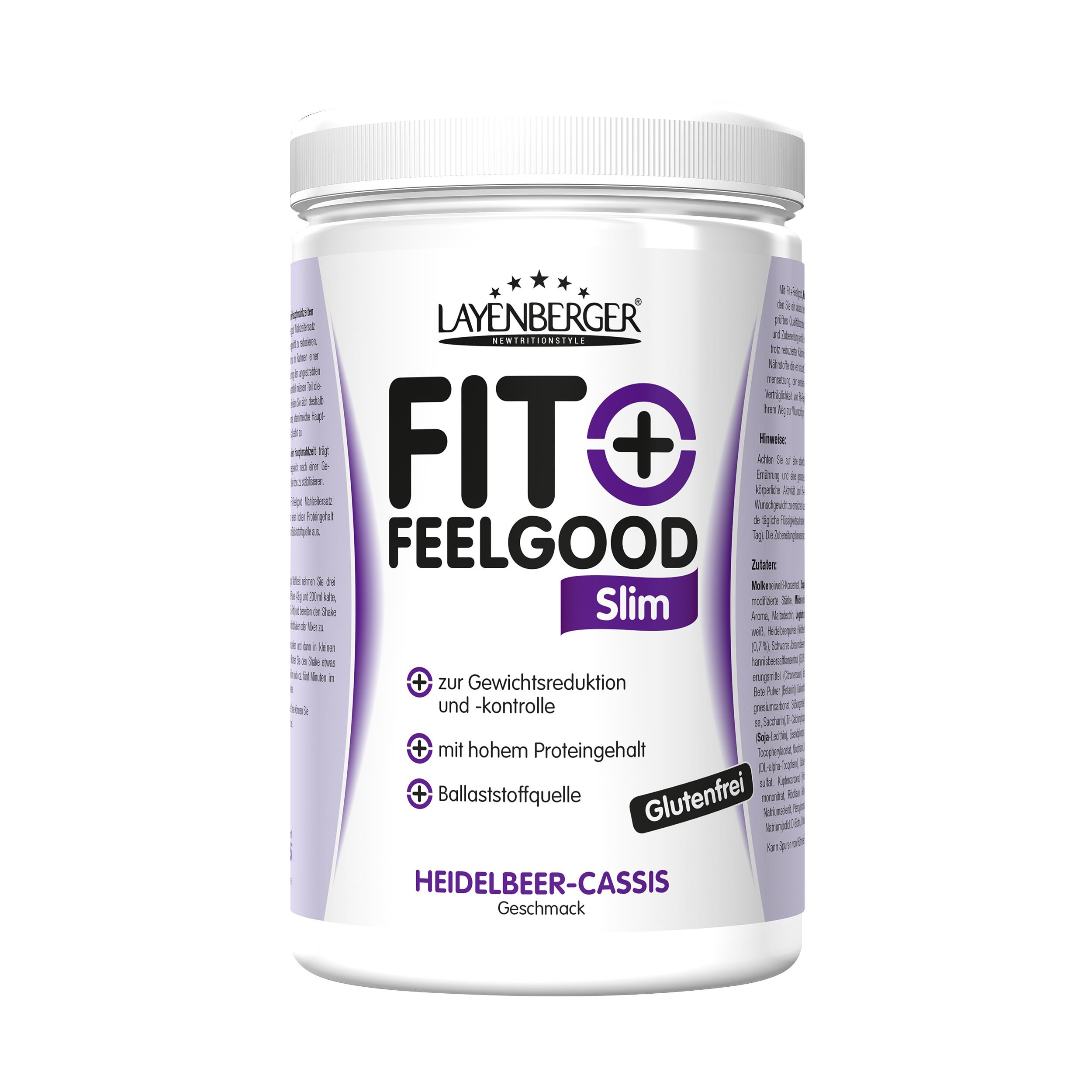 Layenberger® Fit + Feelgood Slim Heidelbeer-Cassis