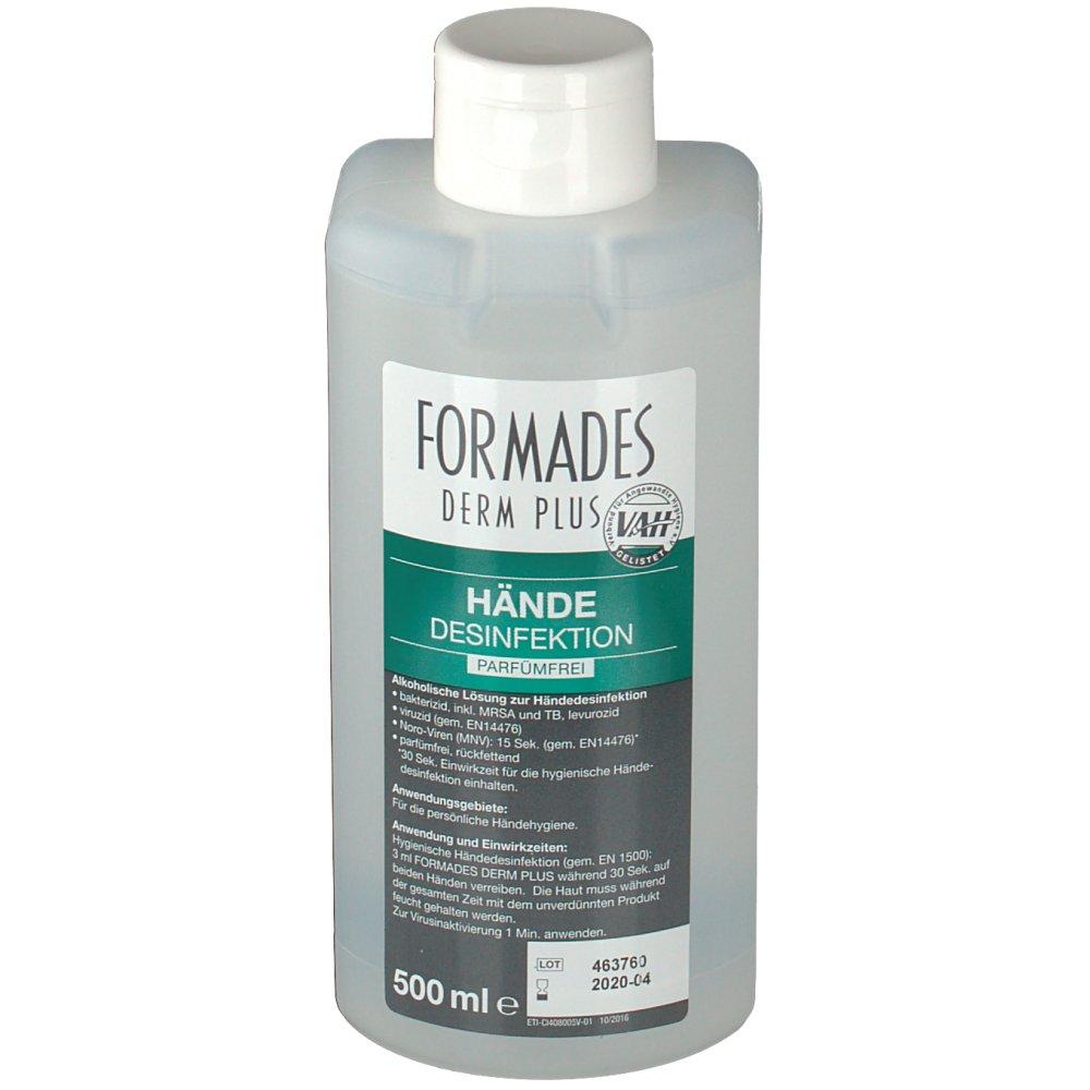 Formades Derm Plus Hände & Hautdesinfektion