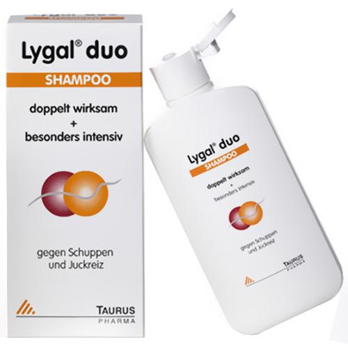 Lygal® duo Shampoo