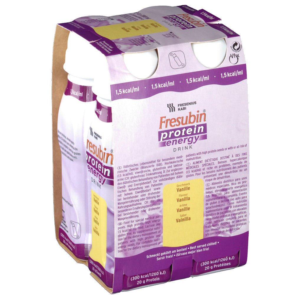 Fresubin® Protein Energy DRINK Vanille - shop-apotheke.com