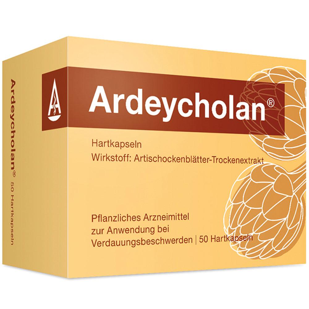 Ardeycholan® Hartkapseln