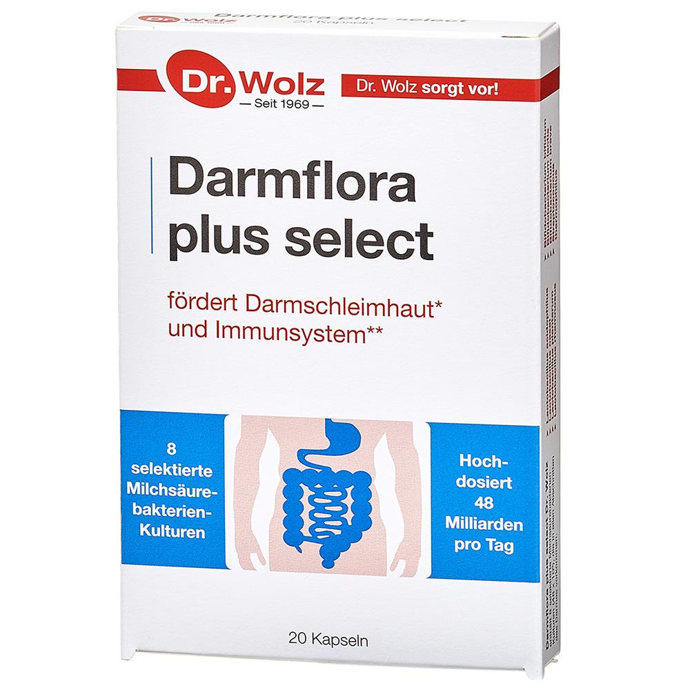Erfahrungen Und Meinungen Zu Darmflora Plus Select Shop Apothekecom